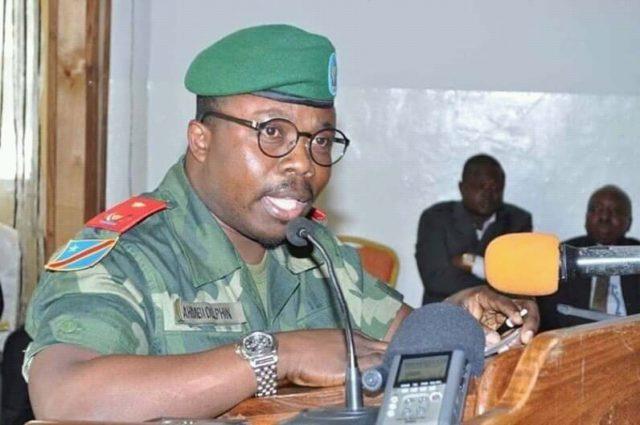 RDC: suspension du général Kahimbi, pour les USA ce n'est pas encore fini avec les proches de Joseph Kabila