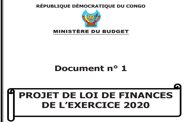 RDC: le Budget n'est nullement modifié [Jean Baudouin Mayo]