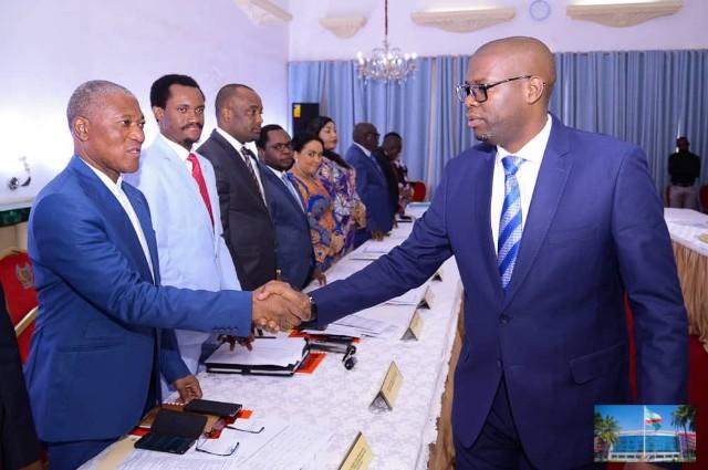 Haut-Katanga : le Gouvernement provincial opte pour le service minimum