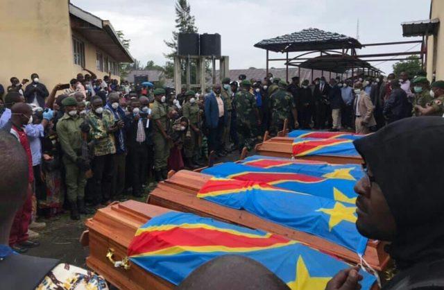 Masacres à l'est: «la RDC ne doit plus être la cour de récréation de certains pays voisins» Martin Fayulu