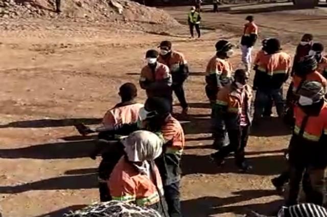 Lualaba:grogne à l'entreprise Commus, les travailleurs confinés en arrêt de service au motif de baisse de salaire