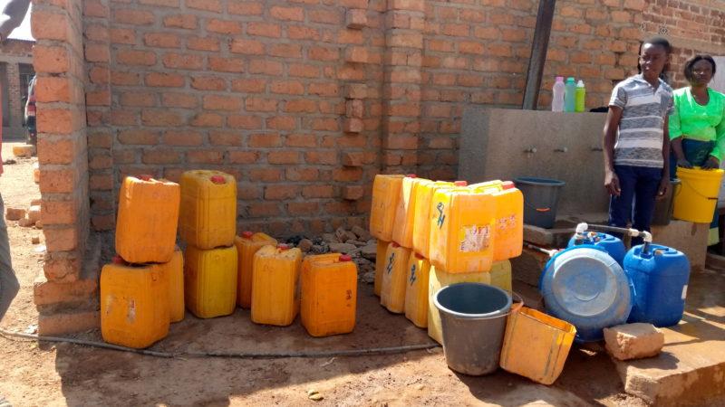 Lubumbashi: Le bourgmestre de la commune de Kampemba repond à CORDAID
