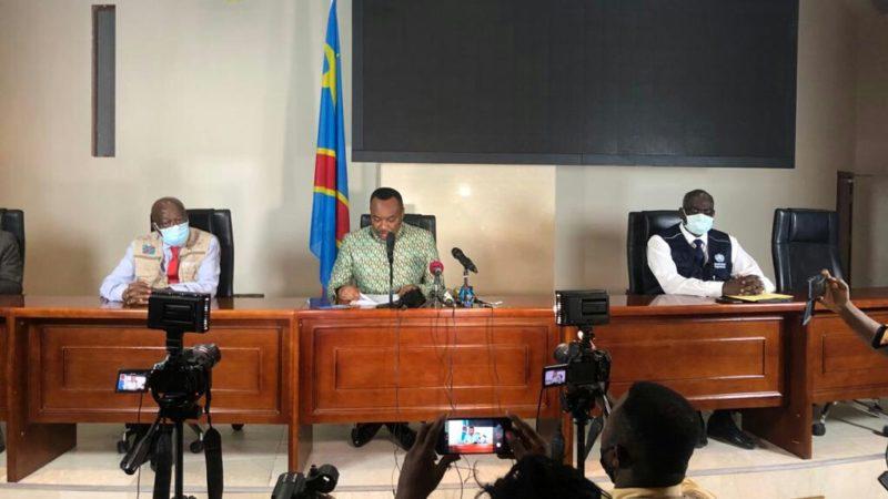 RDC: le ministre de la sante a déclaré la fin d'ebola à l'est et remercie les partenaires internationaux de la RDC