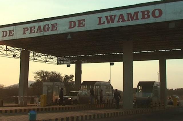 Haut-Katanga: braquage du poste de péage Lwambo
