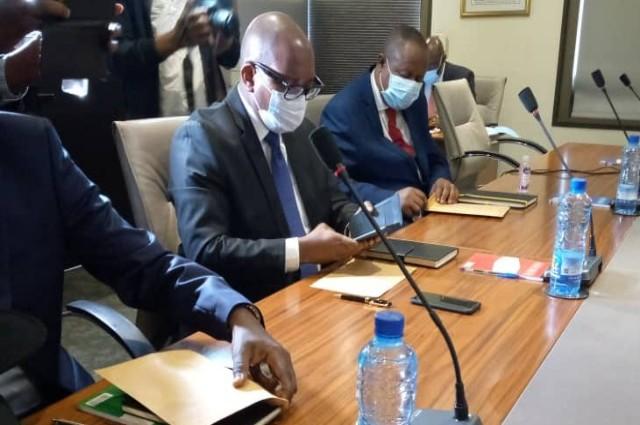 Lubumbashi: les nouveaux mandataires de la Gecamines et la SNCC prennent leurs fonctions