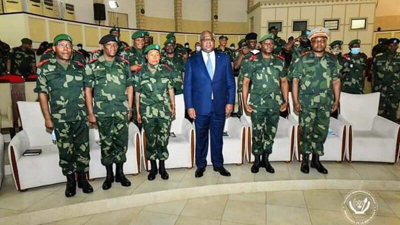 RDC: les députés du sud kivu dénoncent la présence fictive de près de 20 000 militaires au sein des fardc