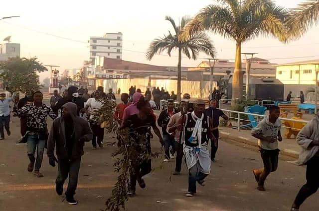 Lubumbashi: une marche organisée malgré le confinement ce jeudi 9 juillet