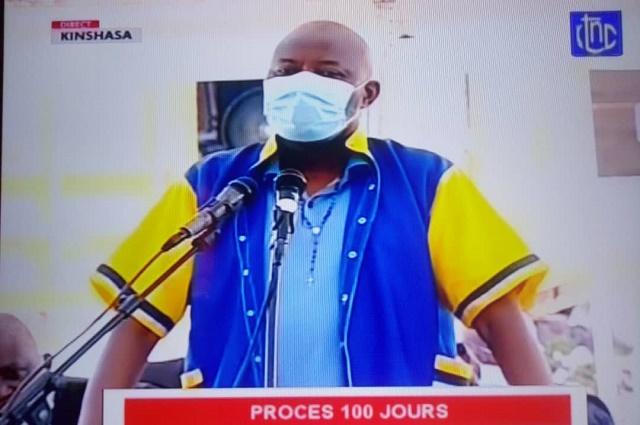 RDC: Theodore Ngoy rejoint l'équipe de défense de Vital Kamerhe dont le procès reprend aujourdhui
