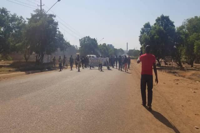 Lubumbashi :1 mort et plus de 11 blessés lors des manifestations selon la Police