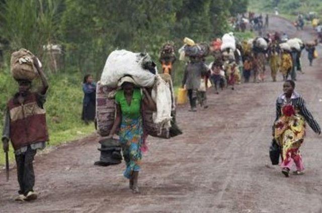 RDC : plus de 1,5 millions de personnes déplacées interne