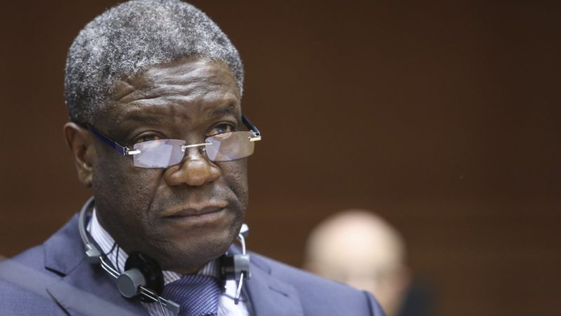 Dénis Mukwege et l'hôpital Panzi désormais sous la protection de la MONUSCO