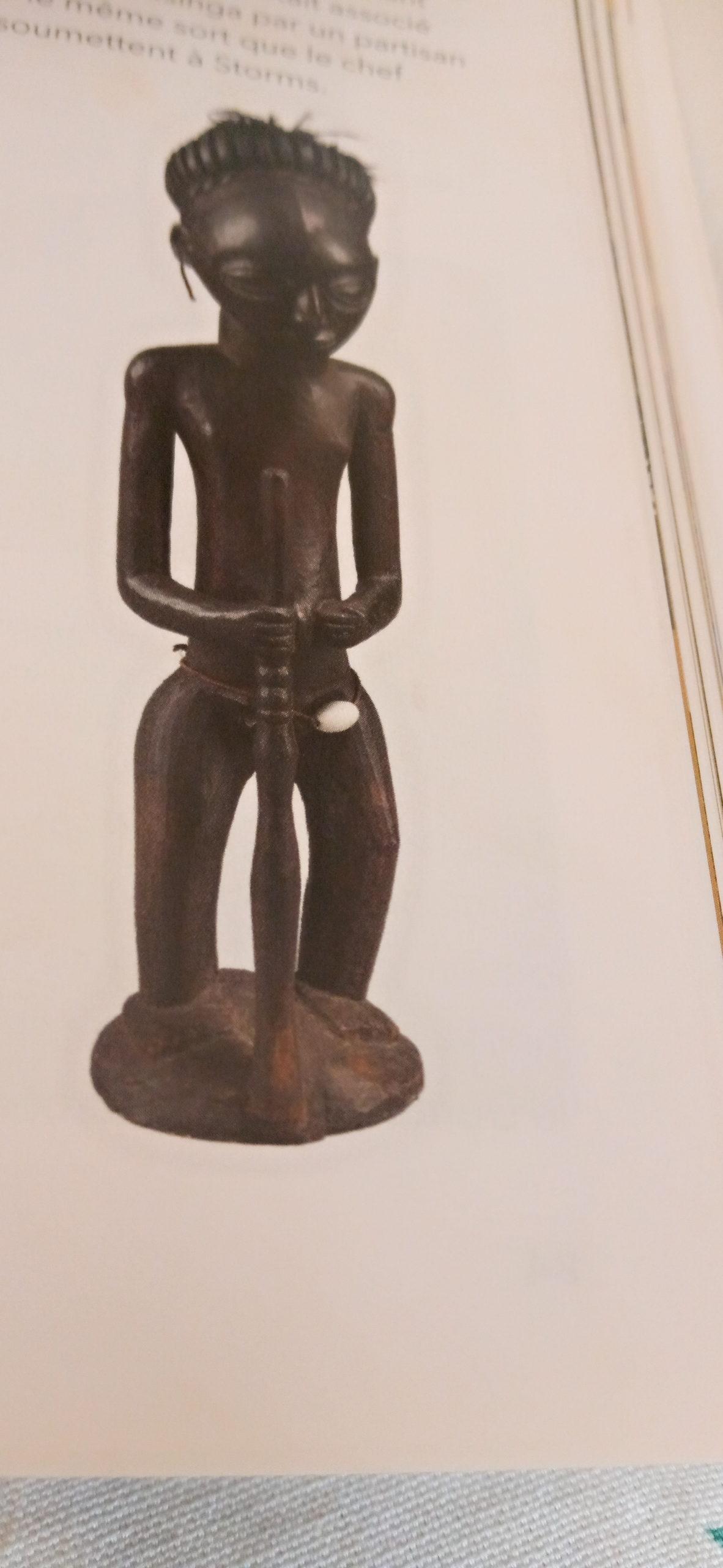 RDC : LUSINGA LWA NGOME : Une figure de la résistance coloniale oubliée