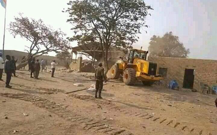 Kasumbalesa: base Bilanga de l'UDPS démantelée