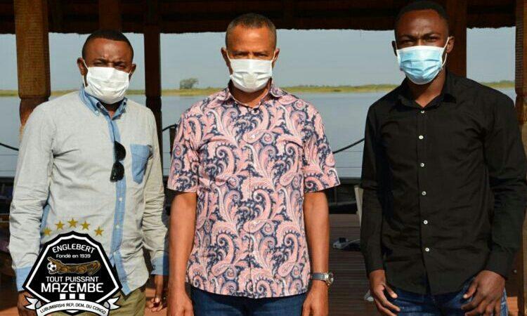 Tp-Mazembe: Katumbi a dit ses bénédictions à Jackson Muleka avant son départ en Europe