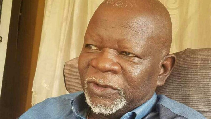 Prof Huit Mulongo: pas de réconciliation «Katumbi-Kabila», Kazembe doit se taire