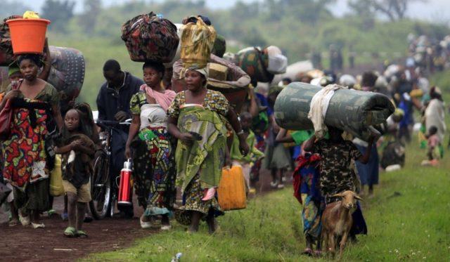 Tanganyika: des villages se vident suite aux attaques des rebelles