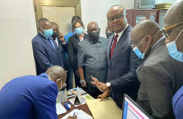 RDC: le g13 dépose à l'assemblée nationale sa proportion de loi visant les  réformes  électorales