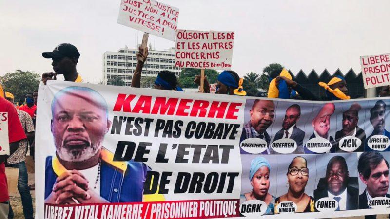 Justice: Kamerhe est-il vraiment « cobaye» de l'Etat de droit?