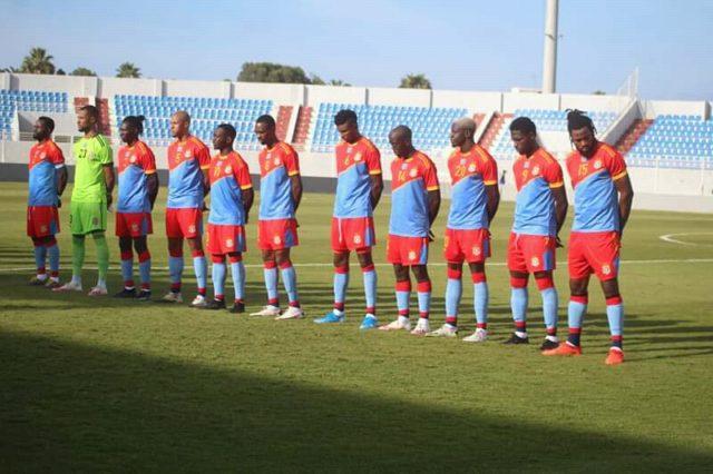 Sport: les Léopards de la RDC tenus en échec par les Taifa Stars de la Tanzanie (1-1)