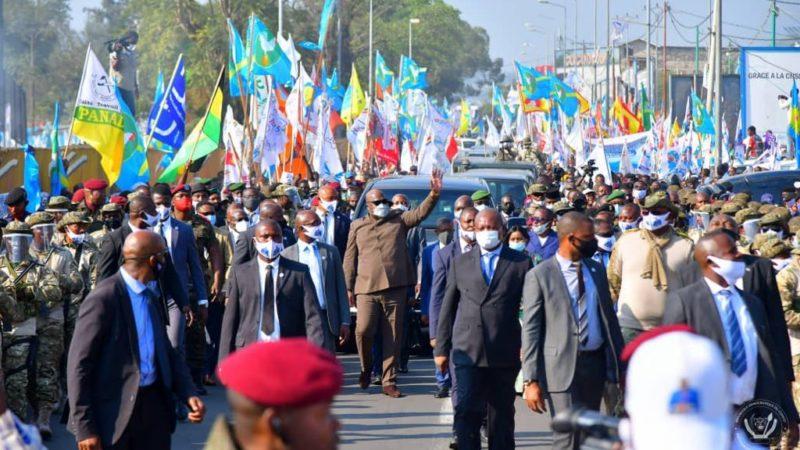 Kolwezi: Félix Tshisekedi se dit choqué de ce qui se passe avec les investisseurs étrangers du secteur minier