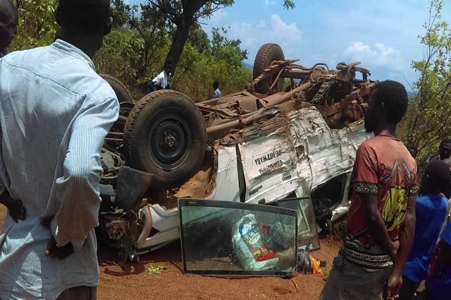 Haut-Katanga: accident mortel à Mitwaba dans le secteur de balomotwa