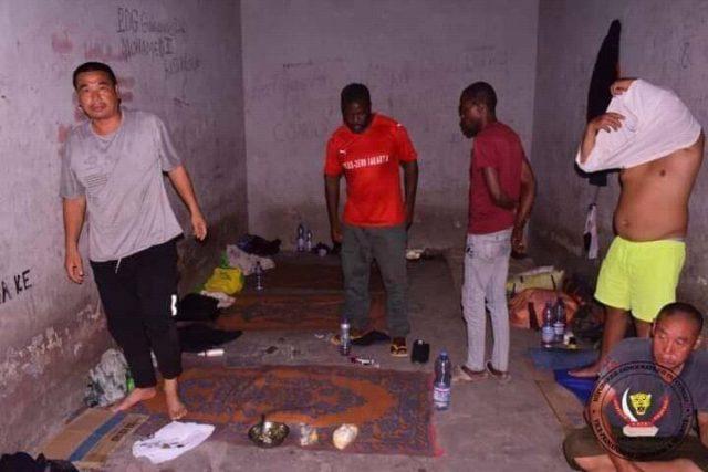 Kinshasa: Gilbert Kakonde sauve les étrangers dont les chinois dans le cachot de la DGM