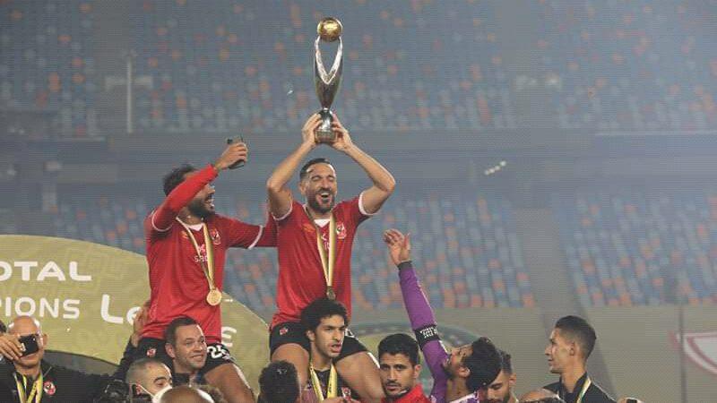 Sport: Al Ahly sacré champion de la ligue des champions de la caf 2019-2020