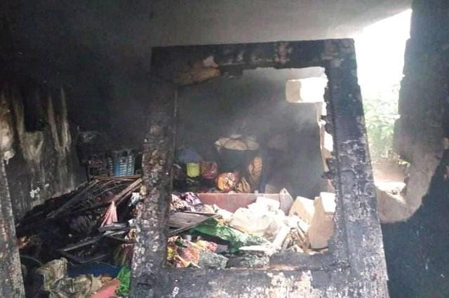 Likasi: une femme et deux enfants brulés vifs dans leur maison