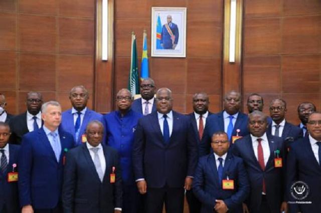 RDC: voici les neuf suggestions de Gentiny Ngombila à la 7 éme conférence de gouverneurs