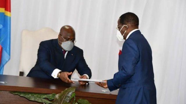 RDC: Bahati Lukwebo se remet au chef de l'Etat avec un rapport qui assure la nouvelle majorité