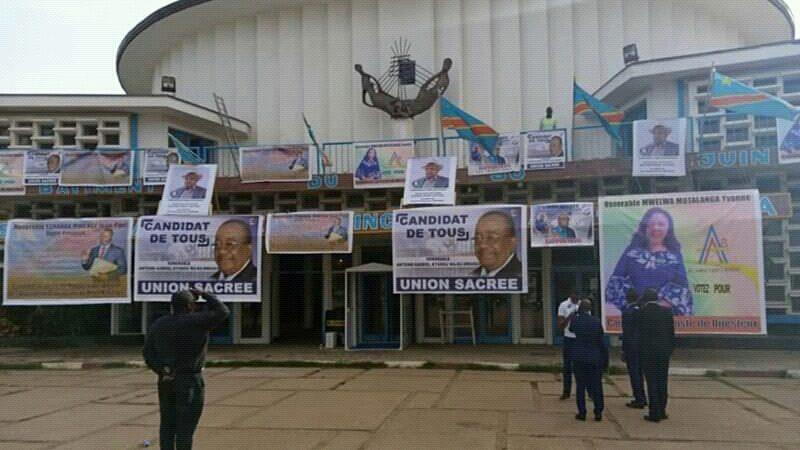 Haut Katanga: la campagne de l'élection du bureau définitif dont les résultats déjà connus a eu lieu à l'Assemblée provinciale