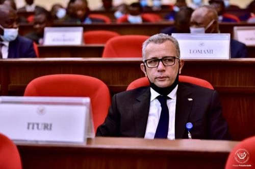 Ituri: le gouverneur Jean Bamanisa déchu par l'assemblée provinciale