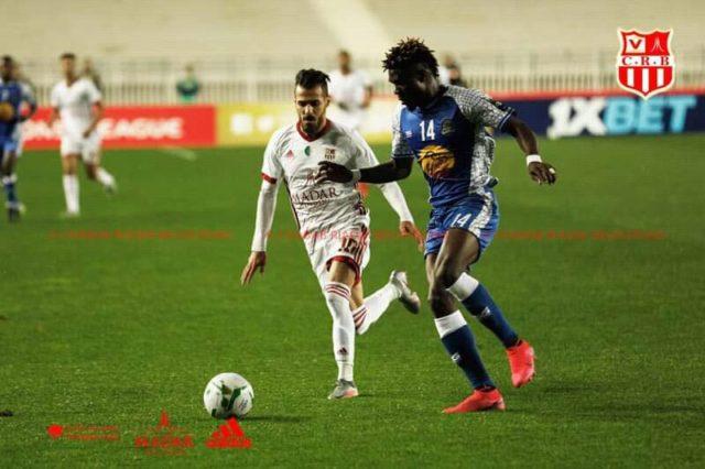 Caf: Mazembe éliminé après sa défaite de 2-0 par Belouizdad