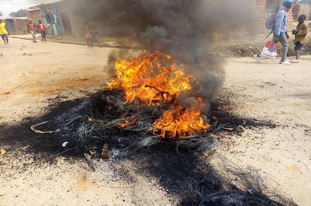 Haut-Katanga: vive tension a Likasi suite à  l'insécurité