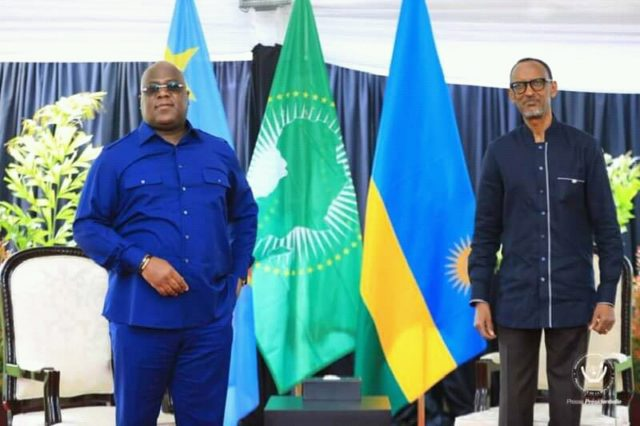 Diplomatie: après Rubavu, Tshisekedi reçoit Paul Kagame ce samedi à Goma