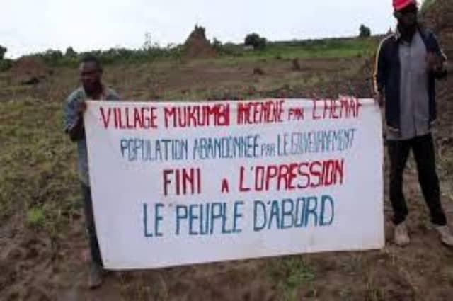 Lualaba: Drame du village Mukumbi l'Etat congolais a failli à son obligation de protection