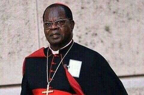 RDC: le cardinal Laurent Mosengo est décédé ce dimanche à l'âge de 81 ans