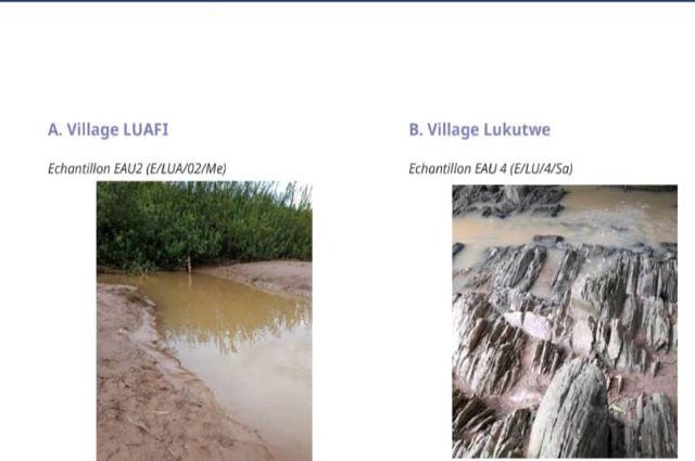 Haut Katanga: AFREWATCH alerte sur la pollution par l'entreprise Kipoi d'au moins deux  rivières