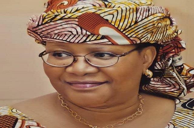 RDC Malangu Kabedi Mbuyi première femme gouverneure de la Banque Centrale du Congo