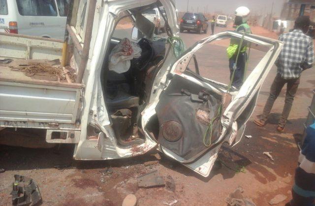 Kolwezi: accident mortel sur la route Likasi