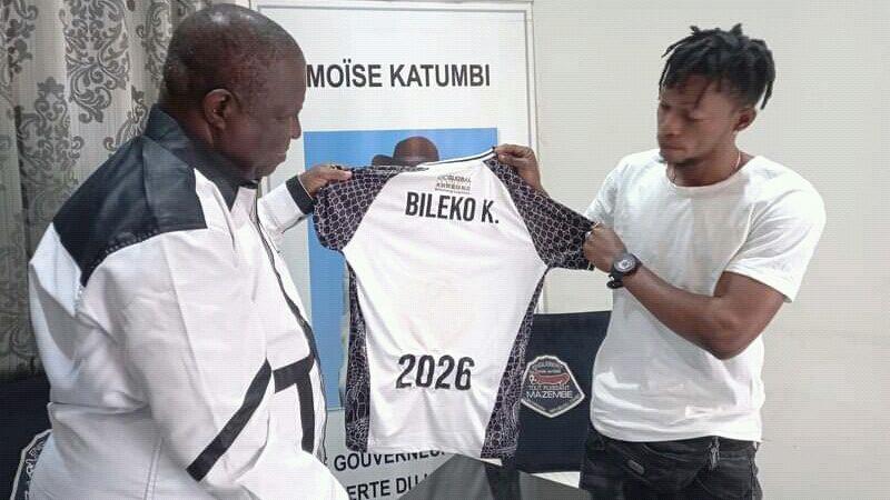 Sport: Mercato bouillant chez le tout puissant Mazembe