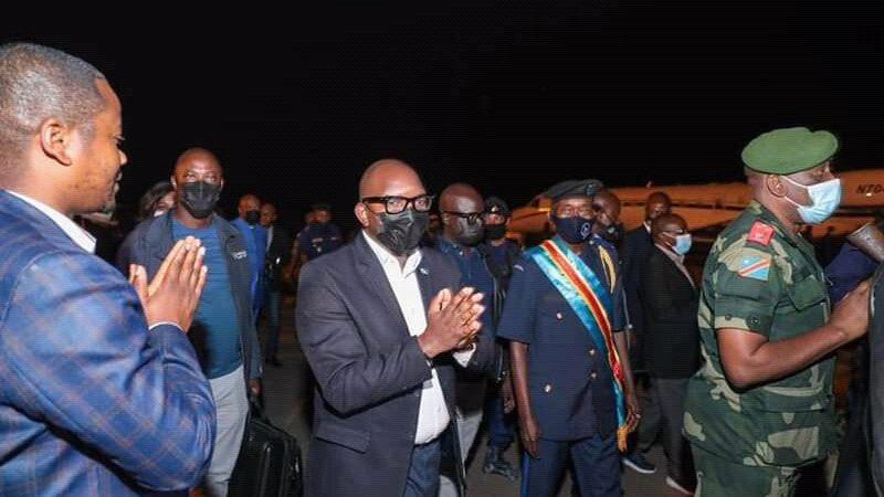 État de siège: le premier ministre Sama Lukonde se journe en Ituri