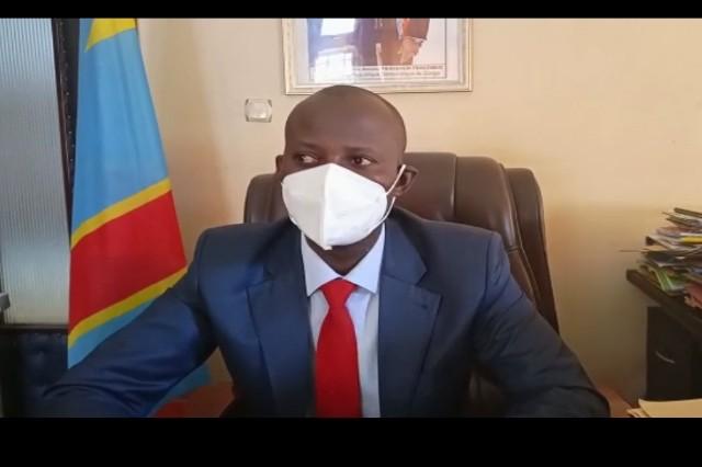Haut Katanga-Covid-19: 50 cas nouveaux chaque jour, l'équipe de riposte est débordée, (Ministre Provincial de la Santé)