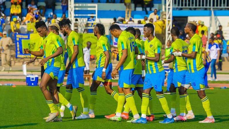 Linafoot: Lupopo a écrasé AS Simba 2-0 à Kolwezi