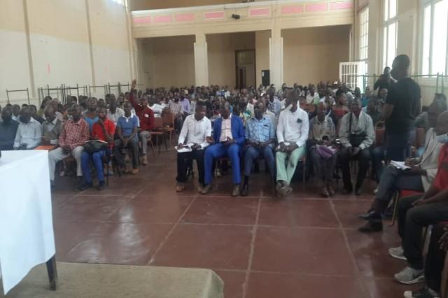 Haut Katanga- boycott de la rentrée scolaire  : les enseignants campent sur leur position