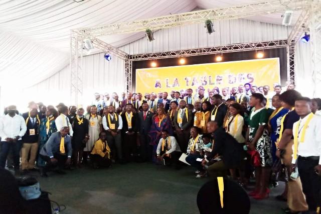 Lubumbashi : les jeunes décrient la difficulté d'accéder aux hautes fonctions et aux finances 'à la Table de Décisions'